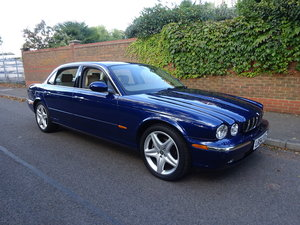 2004 JAGUAR SOVEREIGN 4.2Ltr LWB (X-350) 23,000 miles only
