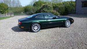 1998 Jaguar xkr (supercharged)