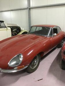 1963 E-type 3,8 serie1