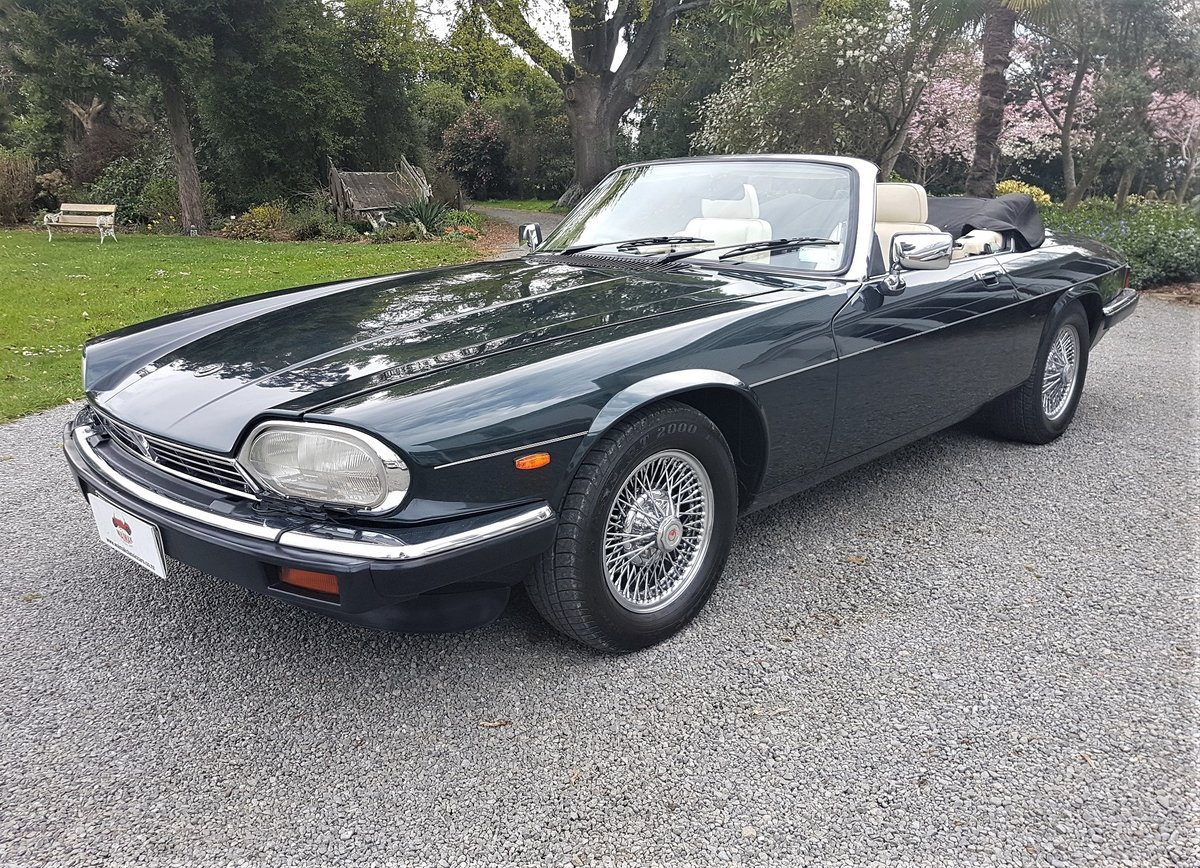 1989 XJS The Legend With The Power To Move You! For Sale (picture 1 of 6)