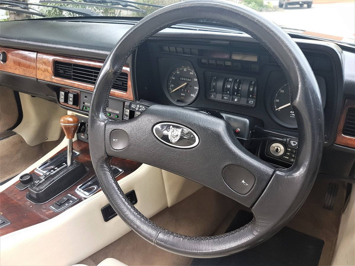 1989 XJS The Legend With The Power To Move You! For Sale (picture 2 of 6)