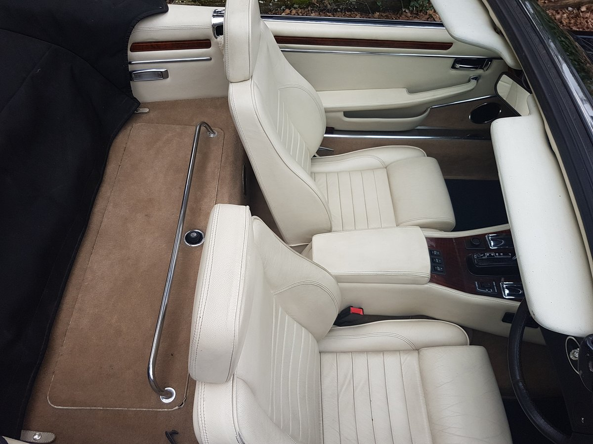 1989 XJS The Legend With The Power To Move You! For Sale (picture 5 of 6)
