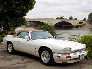 1995 Jaguar XJS 6.0 V12 Convertible - LHD For Sale