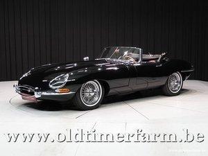 1963 Jaguar E-Type Series 1 3.8 '63