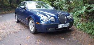2005 Jaguar S Type 3.0 SE V6 Auto