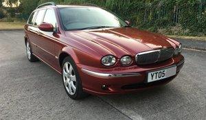 2005 Jaguar X Type SE 2.5 Estate AWD Low Mileage 59,000 For Sale