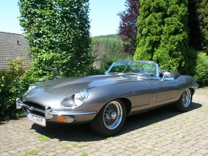 1969 E Type 4.2, top condition, matching numbers  For Sale