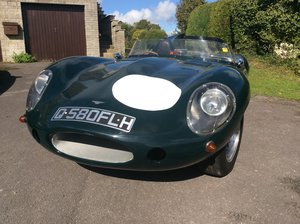 1993 Jaguar D Type Replica For Sale
