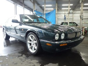 Jaguar XJR 2001 MY 54k miles and stunning and rust free For Sale