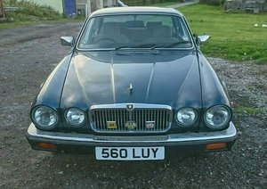 1985 Jaguar XJ6 Sovereign 4.2