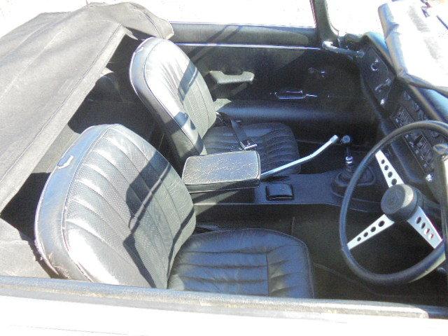 1972 Jaguar E Type V12 Roadster  For Sale (picture 5 of 6)