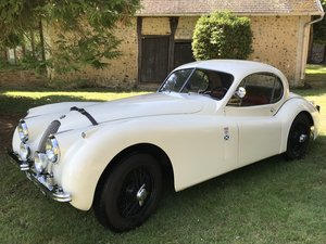 1952 Xk120 fixed head coupé