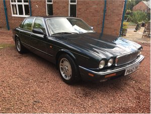 1996 XJ6 Sovereign 3.2L RHD Rare