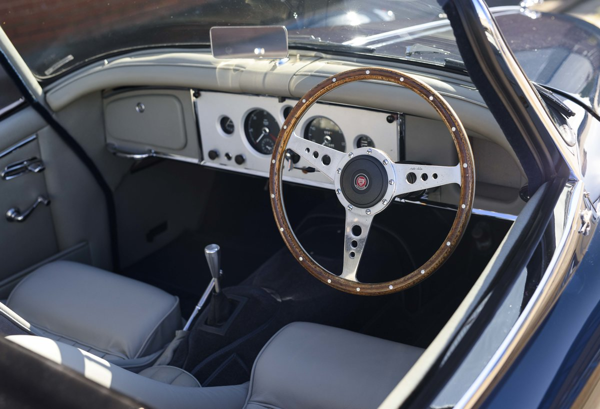 1958 Jaguar XK 150 S 3.4 Roadster for sale in London (RHD) For Sale (picture 14 of 22)