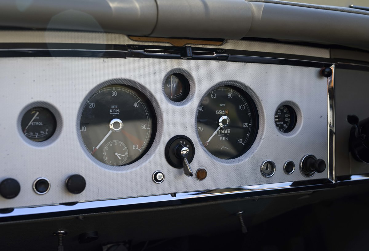 1958 Jaguar XK 150 S 3.4 Roadster for sale in London (RHD) For Sale (picture 15 of 22)