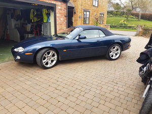 2002 Jaguar XK8 Convertible - p/x classic bike/ minivan For Sale