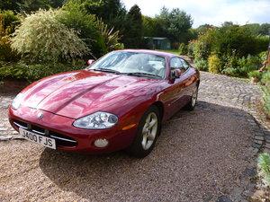 2001 Magnificent Jaguar XK8 Auto Sports Coupe. For Sale