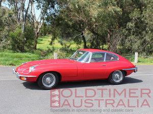 1970 Jaguar E-Type Series 2 Fixed Head Coupe For Sale