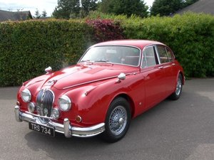 1965 Jaguar Mark II 3.8