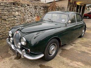 *NOVEMBER AUCTION* 1968 Jaguar 2.4 / 240 SOLD by Auction