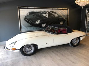 Picture of 1961 Jaguar E-Type 3.8 series 1 Flat floor Roadster SOLD