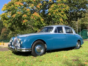 1958 Jaguar MK I 2.4 Manual SOLD