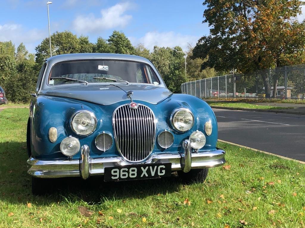 1958 Jaguar MK I 2.4 Manual SOLD   Car and Classic