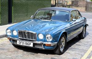 1976 Jaguar XJ12C