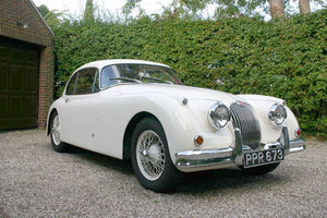 1957 Jaguar XK150 SE For Sale by Auction