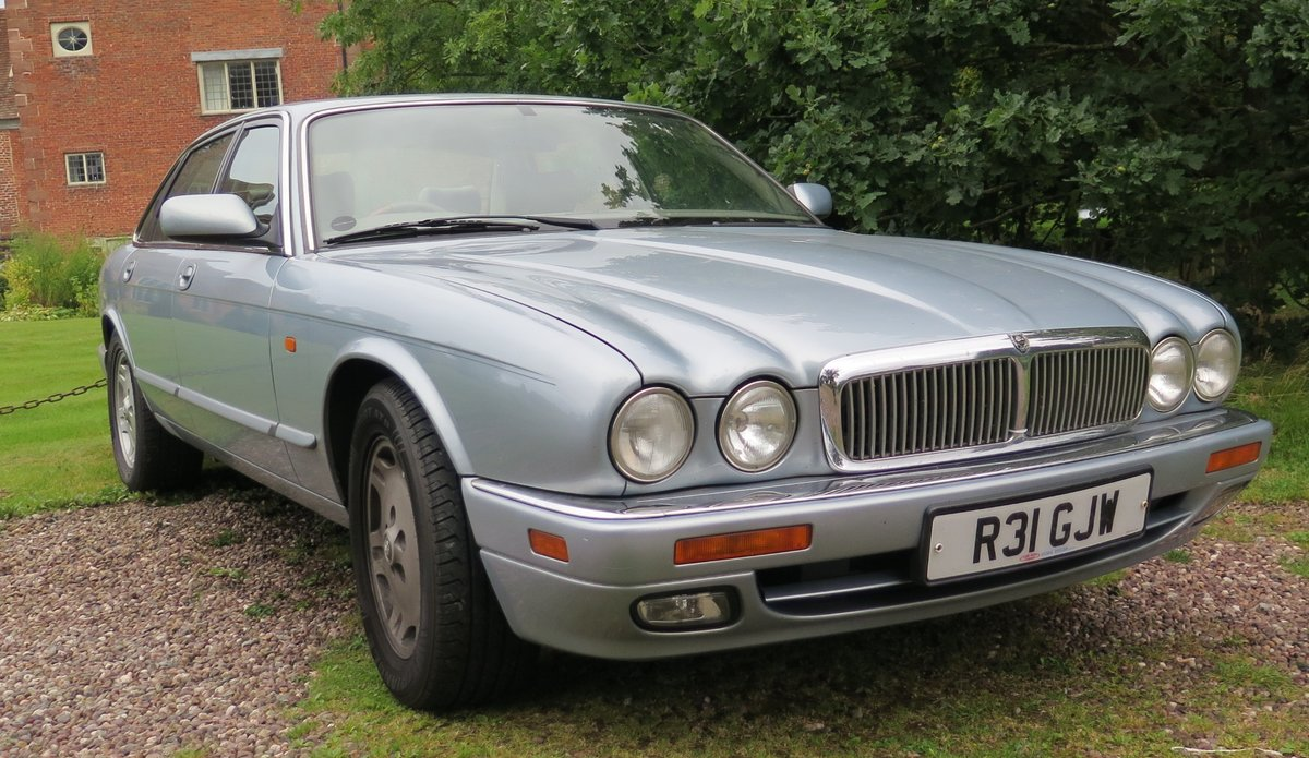 1997 Jaguar xj6 executive  For Sale (picture 3 of 6)
