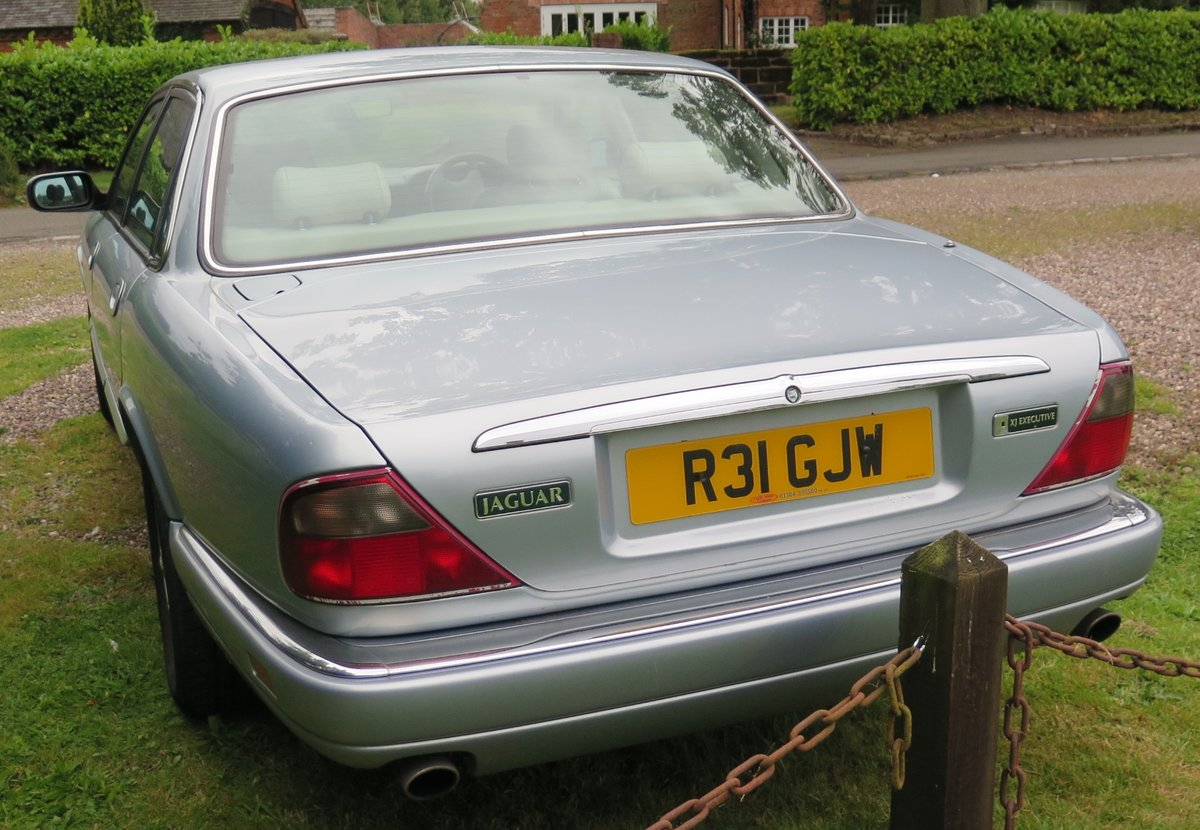 1997 Jaguar xj6 executive  For Sale (picture 4 of 6)
