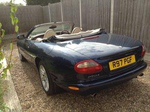1998 Jaguar XK8 For Sale