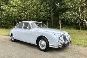1960 Jaguar MkII 2.4 MOD - 1 owner 44yrs, 35k miles - Beautiful! For Sale