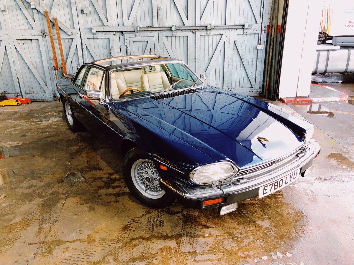 1988 Jaguar XJ-SC V12 For Sale (picture 1 of 6)