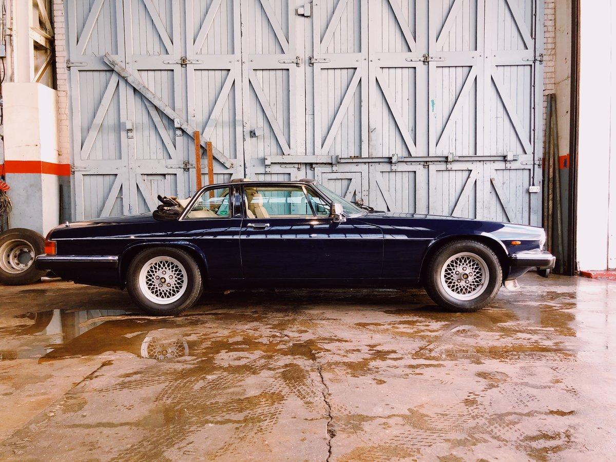 1988 Jaguar XJ-SC V12 For Sale (picture 2 of 6)