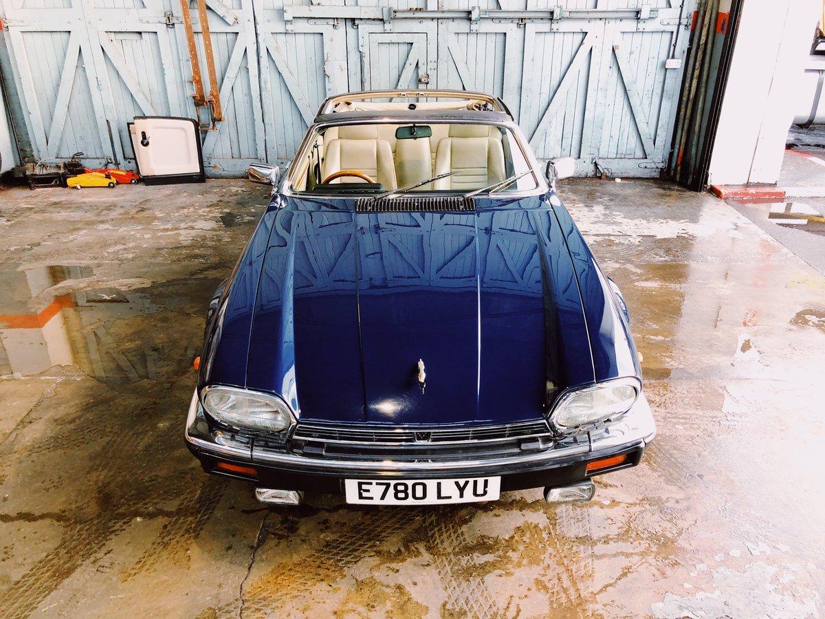 1988 Jaguar XJ-SC V12 For Sale (picture 3 of 6)