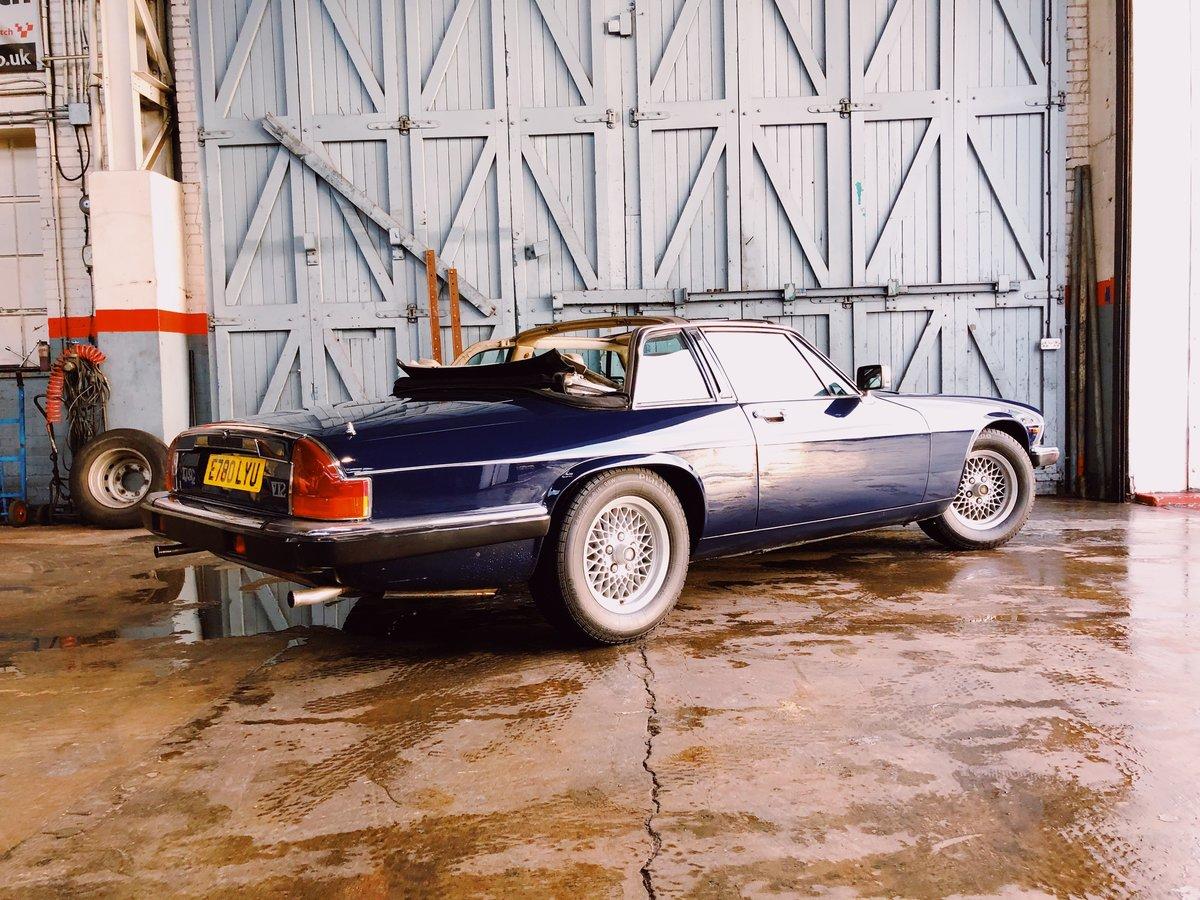 1988 Jaguar XJ-SC V12 For Sale (picture 4 of 6)