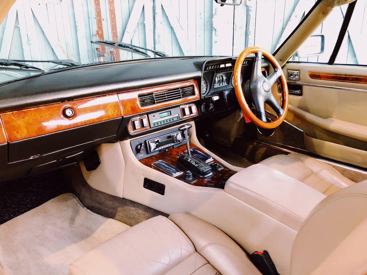 1988 Jaguar XJ-SC V12 For Sale (picture 6 of 6)