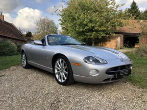 2004 Jaguar XK8 Convertible For Sale