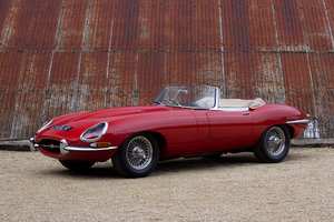 1963 Jaguar E-Type Series 1 3.8 OTS For Sale