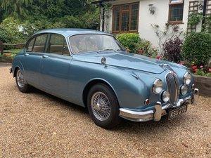 1961 Jaguar MK II 2.4 M/OD at ACA 2nd November  For Sale