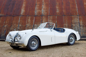 1954 Jaguar XK120 SE Roadster - Mille Miglia Eligible For Sale