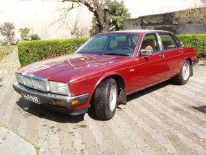 1987 Jaguar XJ6 XJ40 one owner from new