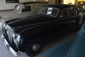 Jaguar Mark VII 3-1/2 Litre