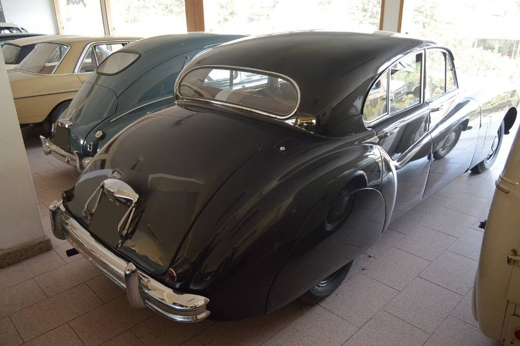 1951 Jaguar Mark VII 3-1/2 Litre For Sale   Car And Classic