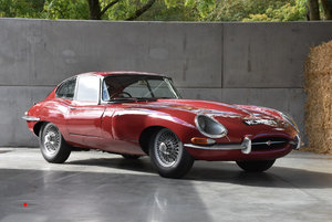 1961 Jaguar E-type Series 1 3.8 | Chassis #45