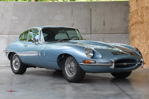 1967 Jaguar E-type Series 1.5 4.2 LHD FHC
