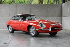 1962 Jaguar E-type Series 1 3.8 FHC RHD