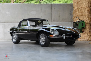 1964 Jaguar E-Type Series 1 4.2 OTS LHD For Sale