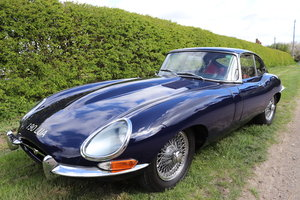 1962 Jaguar E TYPE, UK Car ,3.8, series one For Sale